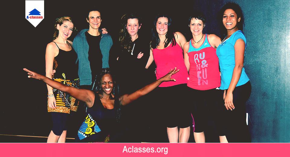 Afro-Samba Dance