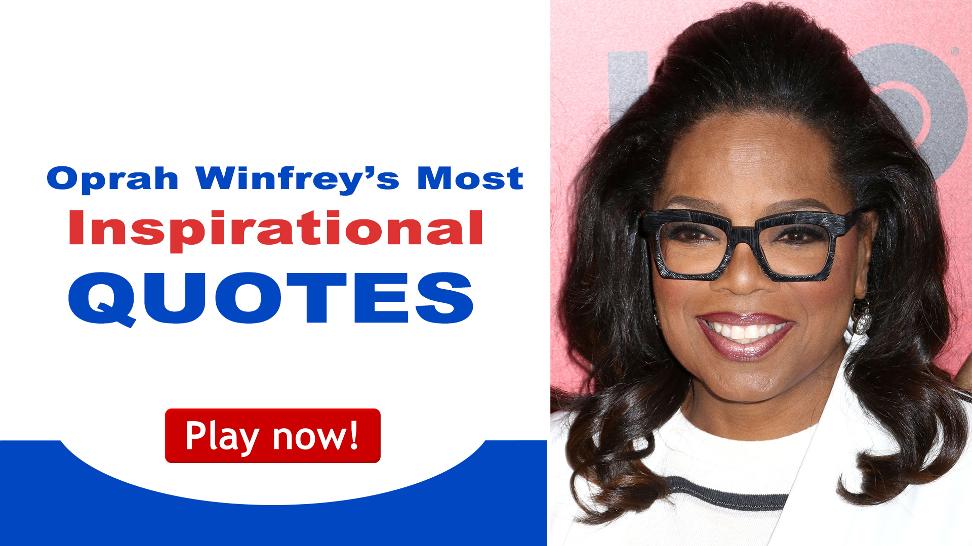 A-classes daily Inspiration - Oprah Winfrey's Most Inspirational Quotes